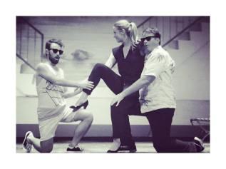Staging rehearasal, Cosi Fan Tutte - Italy, 2015