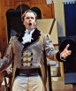 """Singing the middle section of the Kleinzach aria. """"The Tales of Hoffmann"""", by Offenbach - June, 2017"""